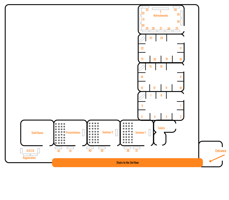 Floor plan 2018 Spainwise North